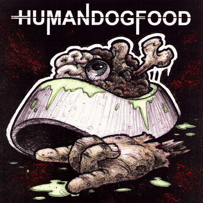 Human dog food - st (LP)