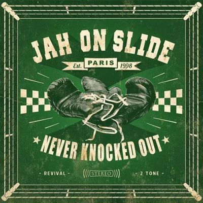 Jah On Slide - Never Knocked Out (LP)