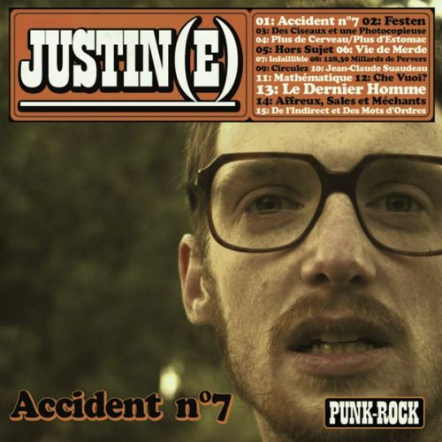Justin(e) - accident n°7