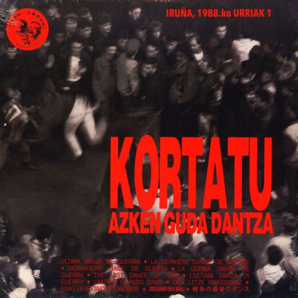 Kortatu - Azken Guda Dantza (2xLP)