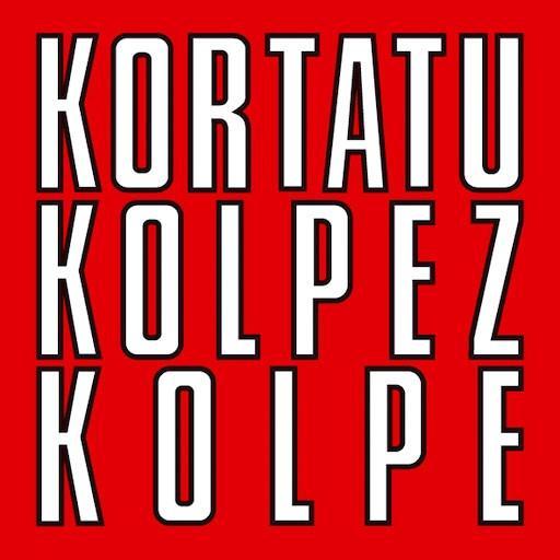 Kortatu - Kolpez Kolpe (LP)