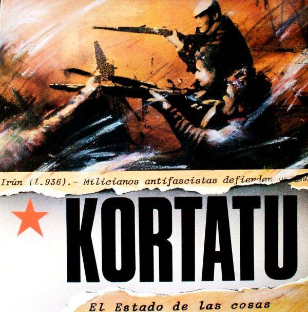 Kortatu - El estado de las cosas (LP)
