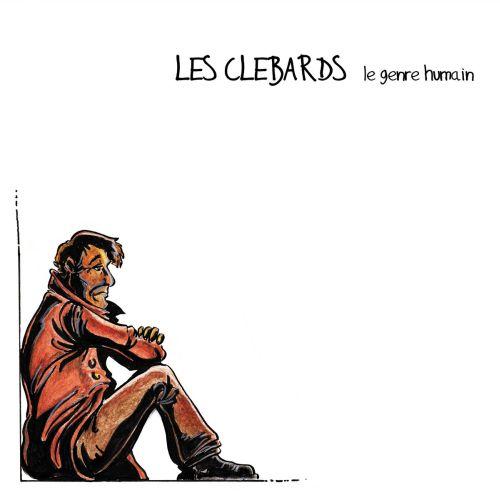 Les Clébards - Le genre humain (LP)