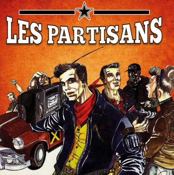 Les Partisans - ST (LP)