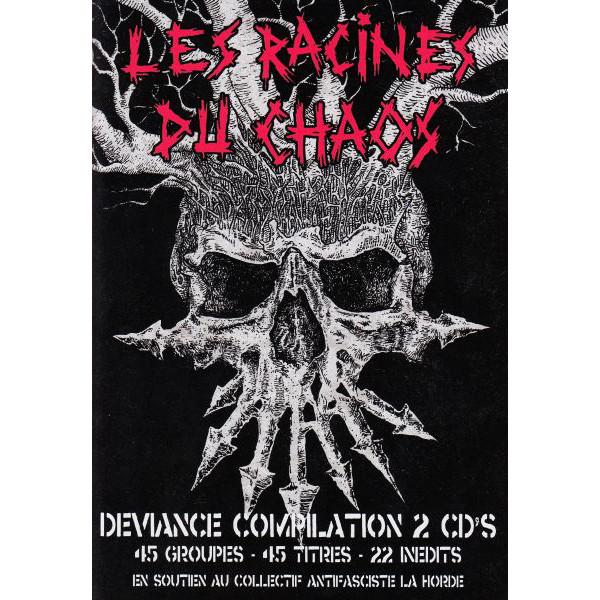 VA - Les racines du chaos (2xCD)