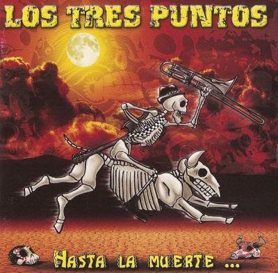 Los Tres Puntos - Hasta la muerte... (LP)