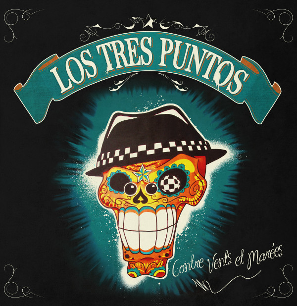 Los Tres Puntos - Contre vents et mar�es (LP)