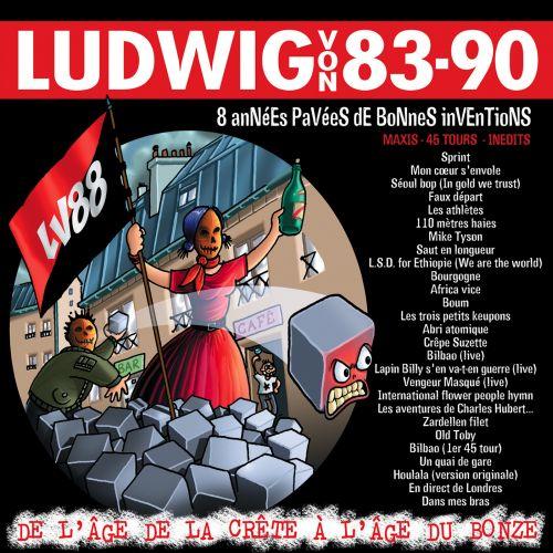 Ludwig Von 88 - De l'âge de la crête à l'âge du bonze (83/90)