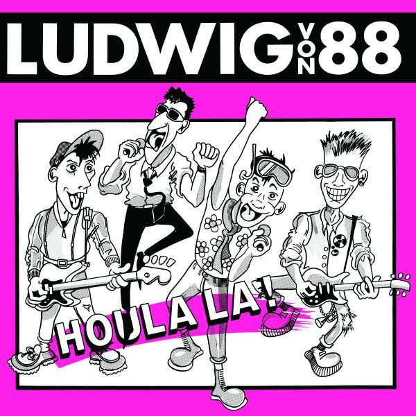 Ludwig Von 88 - Houlala! (LP)