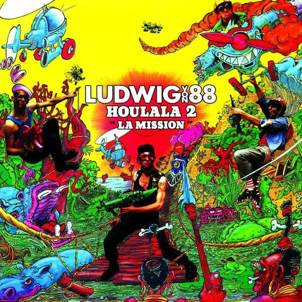 Ludwig Von 88 - Houlala 2 (LP)