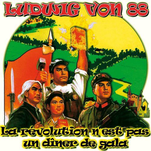 Ludwig Von 88 - La révolution n'est pas un diner de gala (2xLP)