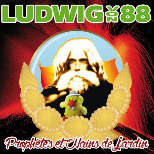 Ludwig Von 88 - prophètes et nains de jardin (2xLP)