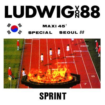 Ludwig Von 88 - Sprint (LP)
