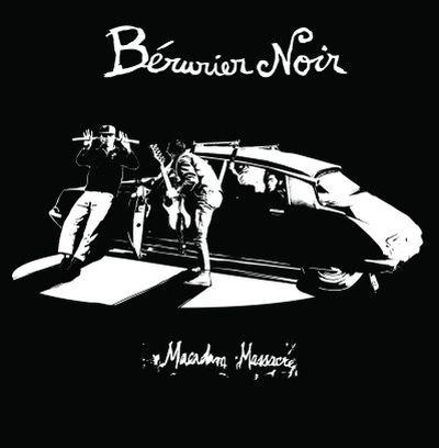 Tshirt Bérurier Noir - Macadam Massacre (2014)