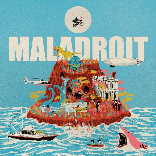 Maladroit - Steven Island (Maxi EP)
