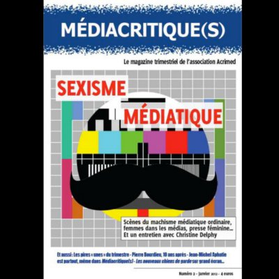 Médiacritique(s) - n2- jan 2012 - Sexisme médiatique