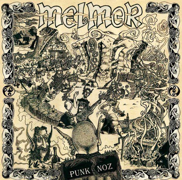 Melmor - Punk Noz (LP)