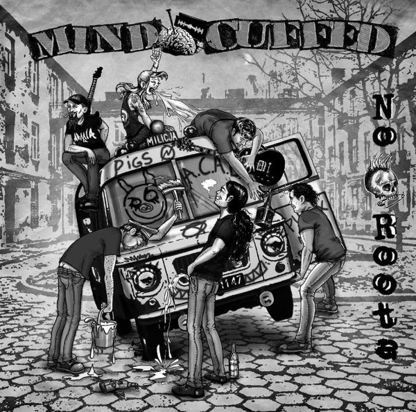 Mind Cuffed - No roots (LP)