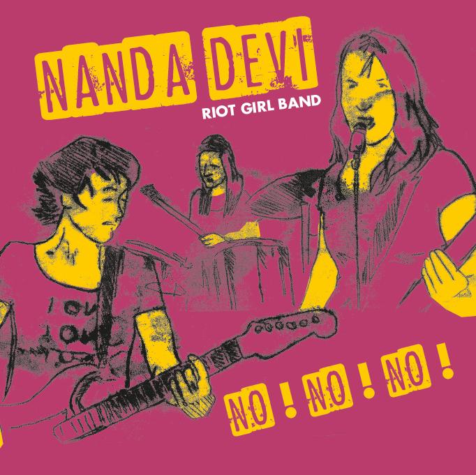 Nanda Devi - No ! No ! No !