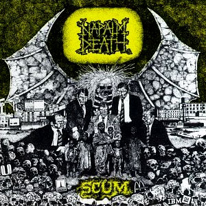Napalm Death - Scum (edition speciale)