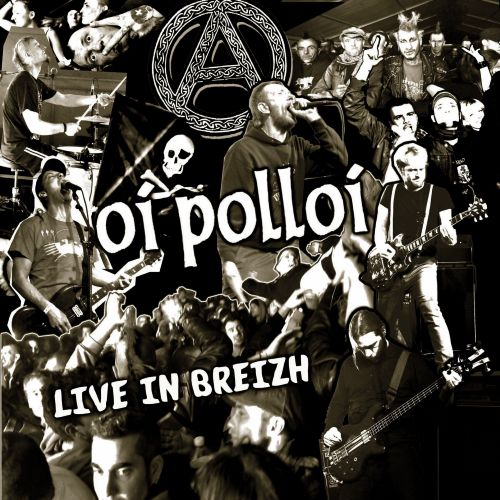 Oi Polloi - Live in Breizh (LP)