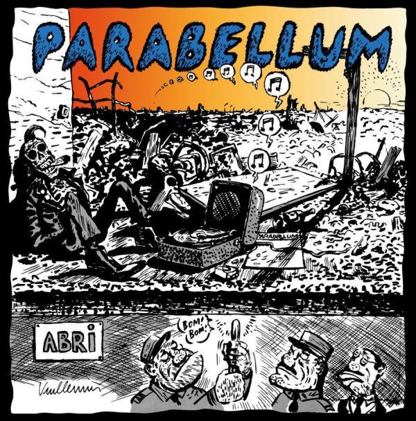 Parabellum - Quatre garçons dans le brouillard (LP)