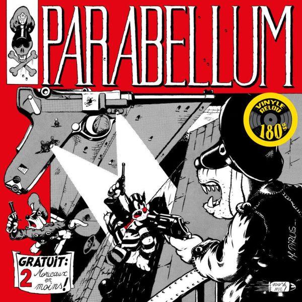 Parabellum - Gratuit, deux morceaux en moins (LP)