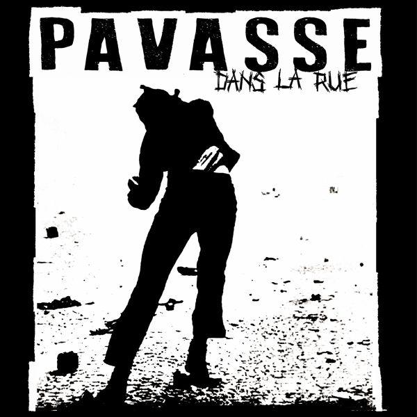 Pavasse - Dans la rue (LP)