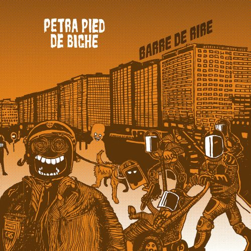 Petra Pied de Biche - Barre de rire (LP)
