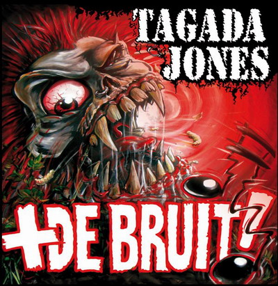 Tagada Jones - Plus de bruit (LP)