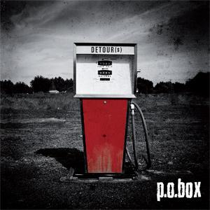"""P.O.BOX - Détour(s) (10"""")"""