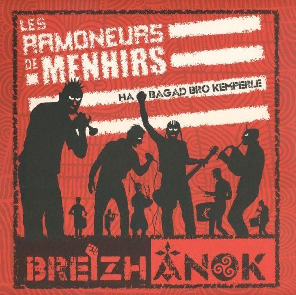 Les Ramoneurs de menhirs - Breizh Anok (LP)