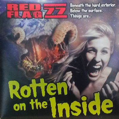 Red flag 77 - Rottent on the inside (LP)