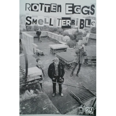 Rotten Eggs Smells Terrible No29