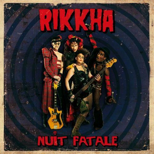 Rikkha - Nuit fatale (LP)