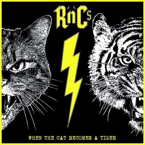 R'n'C's - When the cat becomes a tiger (LP)