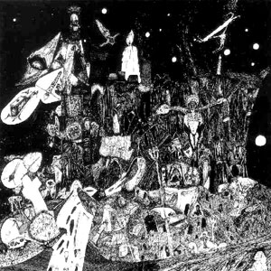 Rudimentary Peni - Death Church