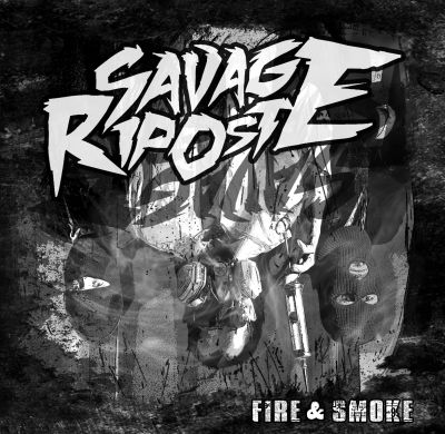 Savage Riposte - Fire and smoke (10')
