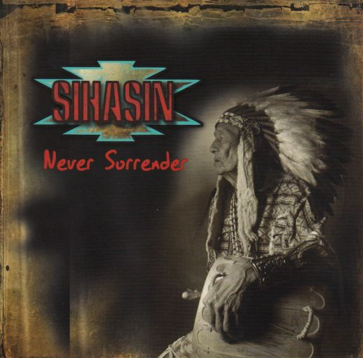 Sihasin - Never surrender
