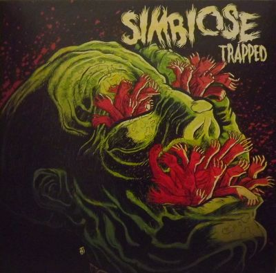 Simbiose - Trapped (LP)