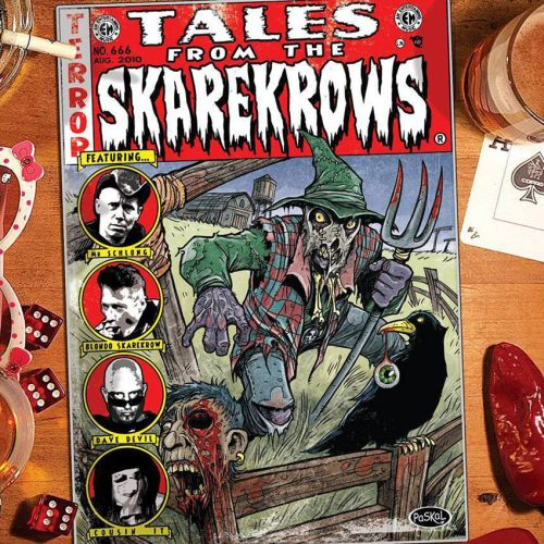 "Skarekrows - Tales from the Skarekrows (10"")"