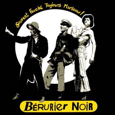Tshirt Bérurier Noir - Souvent fauché (2014)