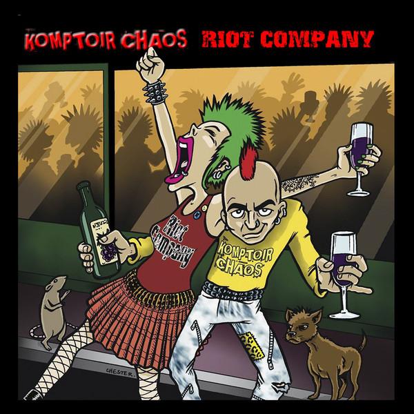 Split Komptoir Chaos w/ Riot Company (EP)