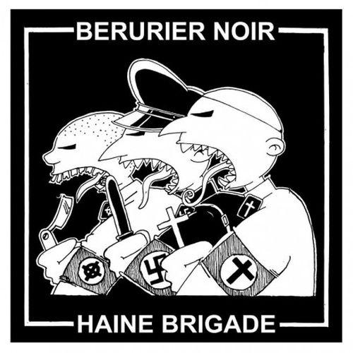 Split Bérurier Noir / Haine  Brigade (EP)