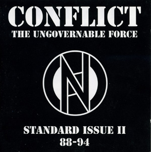 Conflict - Standard Issue vol II 88-94