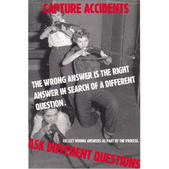 Capture accidents... (Stella Marrs)