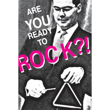 Are you ready to rock ? (Stella Marrs)