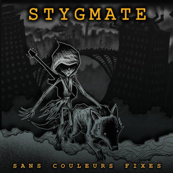 Stygmate - Sans couleur fixe