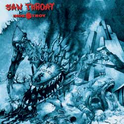 Saw Throat - Indestroy