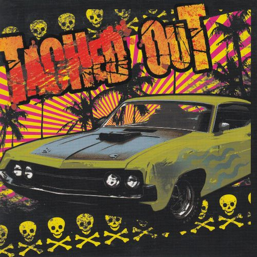 Tached Out - s/t 7""